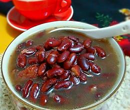 红腰豆煲猪骨汤的做法