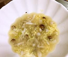 下奶爽口双菌汤的做法
