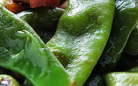 豆角炖肉的做法