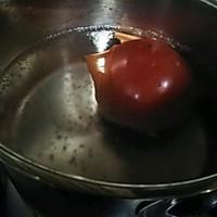 番茄牛肉紫菜面#天天秀美食#的做法图解3