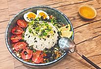 超简单的姜蓉菌菇饭的做法