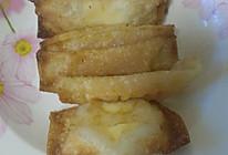 扁肉(云吞)皮南瓜派的做法