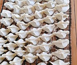 香菜瘦肉馅饺子的做法