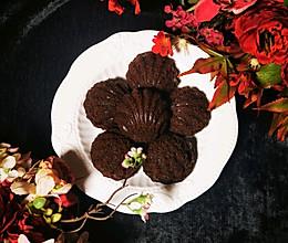 巧克力贝壳蛋糕的做法
