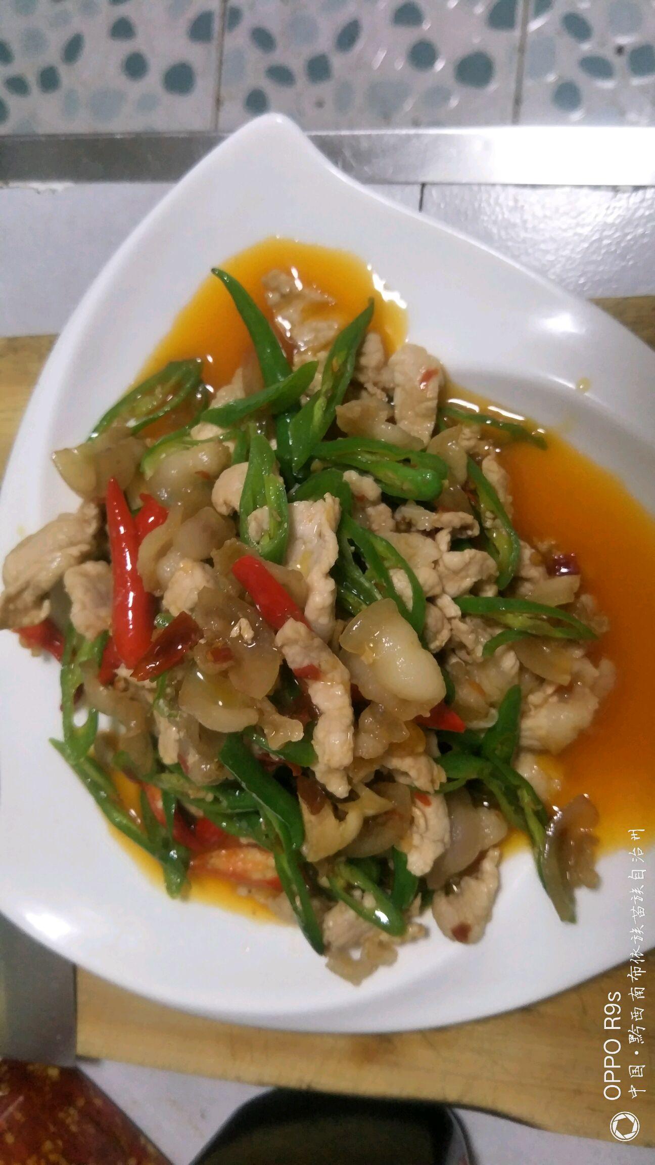 贵州小炒肉