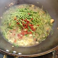 浓汤宝——上汤豆苗的做法图解5