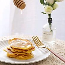 #精品菜谱挑战赛#黄灿灿的奶香南瓜饼,你感受到春的气息了吗?