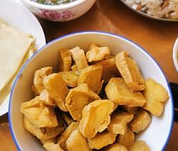 油炸臭豆腐的做法
