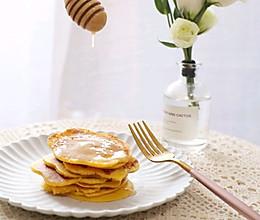 #精品菜谱挑战赛#黄灿灿的奶香南瓜饼,你感受到春的气息了吗?的做法