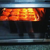 广式豆沙蛋黄月饼的做法图解21