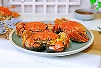 #肉食者联盟#原味鲜大闸蟹的做法
