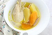 苹果红萝卜鸡汤的做法