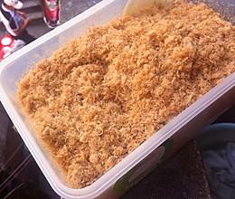 猪肉松or猪肉酥(炒锅版)的做法