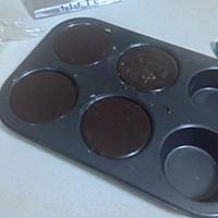 巧克力熔岩蛋糕【经典不老款,新手都会做的0失败甜品】的做法图解7