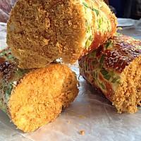 肉松面包卷的做法图解13
