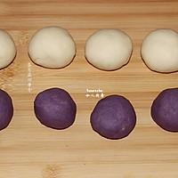 紫薯开花馒头的做法图解7