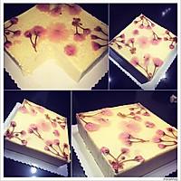 樱花芝士蛋糕的做法图解14