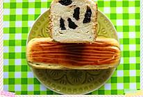 【木材黑玫瑰葡萄干面包】的做法
