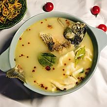 #精品菜谱挑战赛#鲫鱼豆腐汤