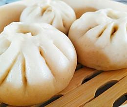 面食―西葫芦木耳素馅包子的做法