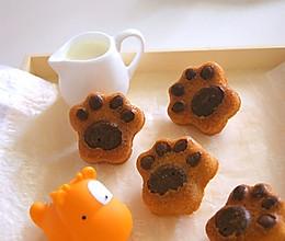 超萌猫爪蛋糕的做法