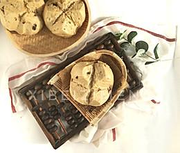 #百变水果花样吃#不会粘锅-超补气血红枣红糖馒头的做法