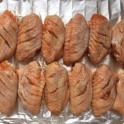 新奥尔良秘制烤翅的做法 步骤2