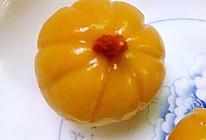 【宝宝辅食用心做】^_^南瓜饼小点心的做法