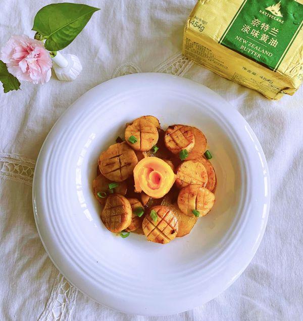 土豆杏鲍菇