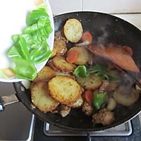 干锅土豆片的做法图解9