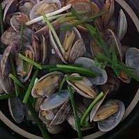 酒焗海蛤的做法图解5