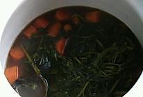 西洋菜罗汉果红萝卜陈肾的做法