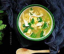 #精品菜谱挑战赛#豆腐丝鸡蛋汤的做法