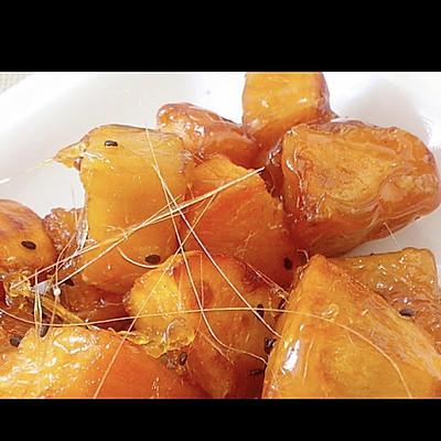 拔丝地瓜/红薯