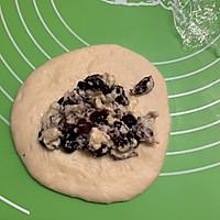 蔓越莓乳酪面包的做法图解6