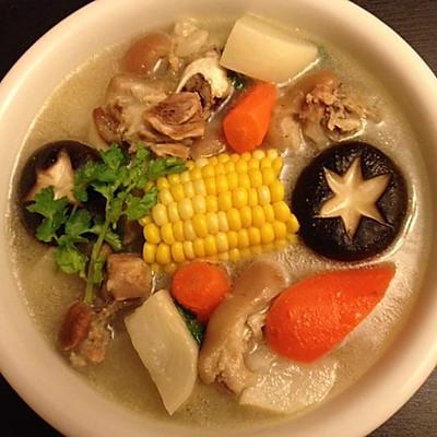 猪蹄汤的做法 步骤1