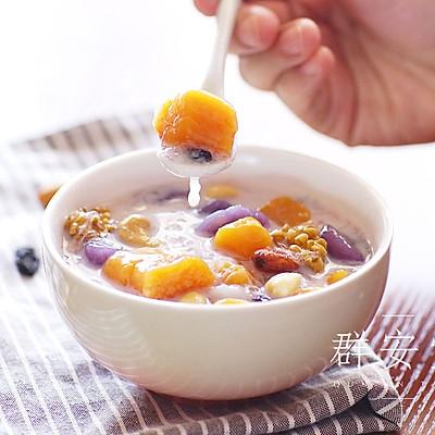 Q你一夏~温暖治愈的芋圆糖水!