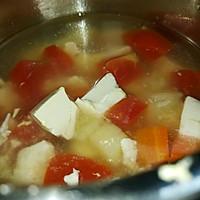 番茄土豆瘦肉汤