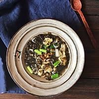 紫菜虾皮蛋花汤的做法图解10