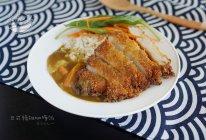 【咖喱猪扒饭】カツカレー的做法