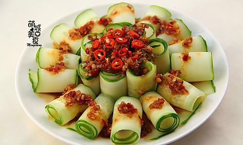 深受追棒的青瓜新吃法#我要上首页酸辣家常菜#的做法