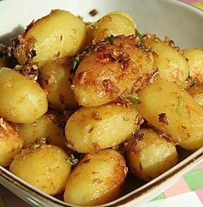 麻辣孜然小土豆的做法