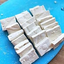 宅家自制豆腐~白醋做豆腐