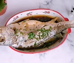 #尽享安心亲子食刻#好学易做大黄鱼的做法