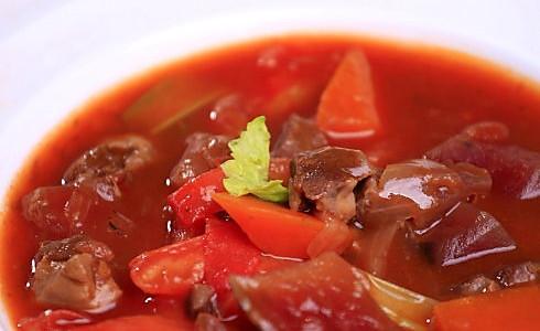 俄式红菜汤的做法