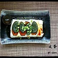 皮蛋豆腐---------怪味熙的做法图解5