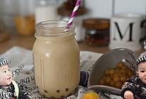 2分钟学会做焦糖珍珠奶茶,完胜奶茶店!的做法