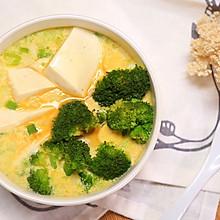 创意鸡蛋豆腐羹-迷迭香