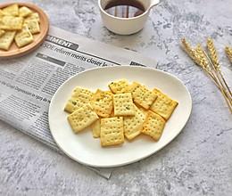 【口袋小零食】咸香土豆葱花饼干的做法