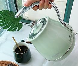 奥林格网红电水壶煮咖啡的做法